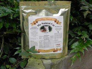 Feline Instincts homemade raw meat cat food